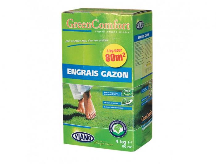 GREENCOMFORT GAZONMEST 80-100 m2, 4 kg 0