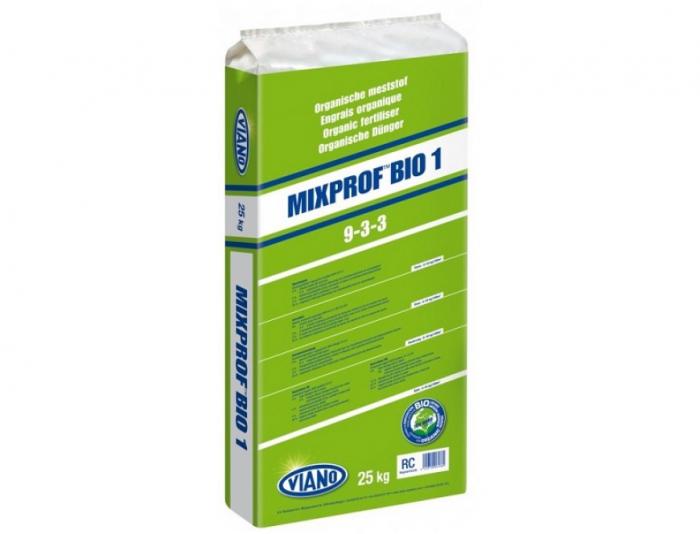 Ingrasamant legume si plante ornamentale Mixprof Bio 1 RC 9-3-3 25 kg [0]