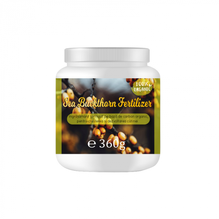 Ingrasamant pentru catina Sea Buckthorn Fertilizer 360 g [0]