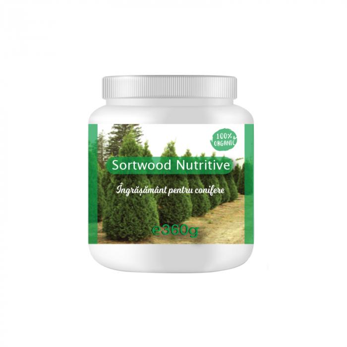 Ingrasamant pentru conifere Sortwood Nutritive 360 g [0]