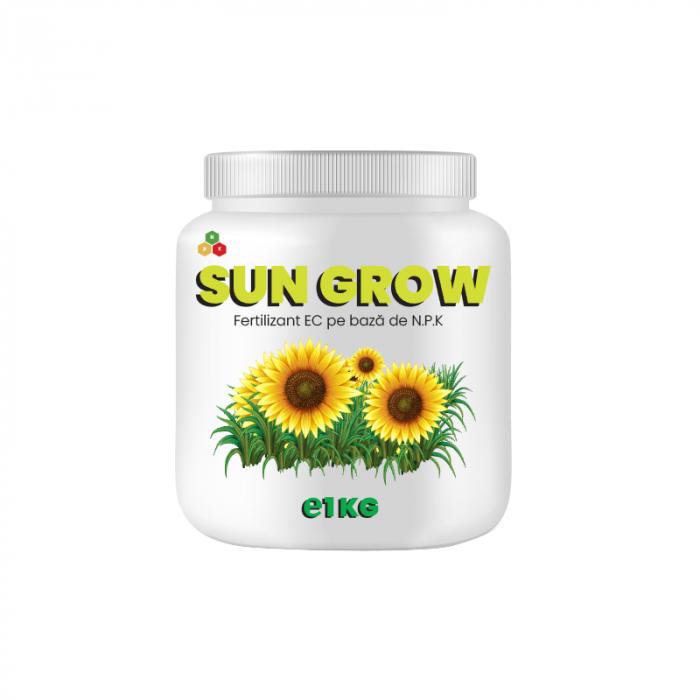 Ingrasamant pentru floarea soarelui Sun Grow 1 kg [0]
