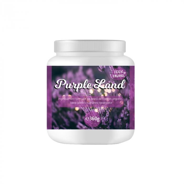 Ingrasamant pentru lavanda Purple Land 360 g [0]