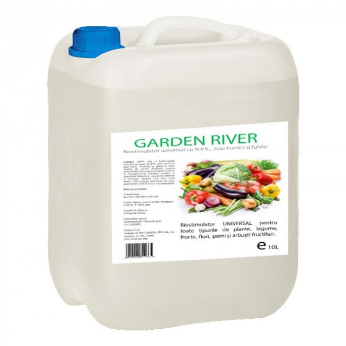 Ingrasamant pentru legume Garden River 10 L [0]