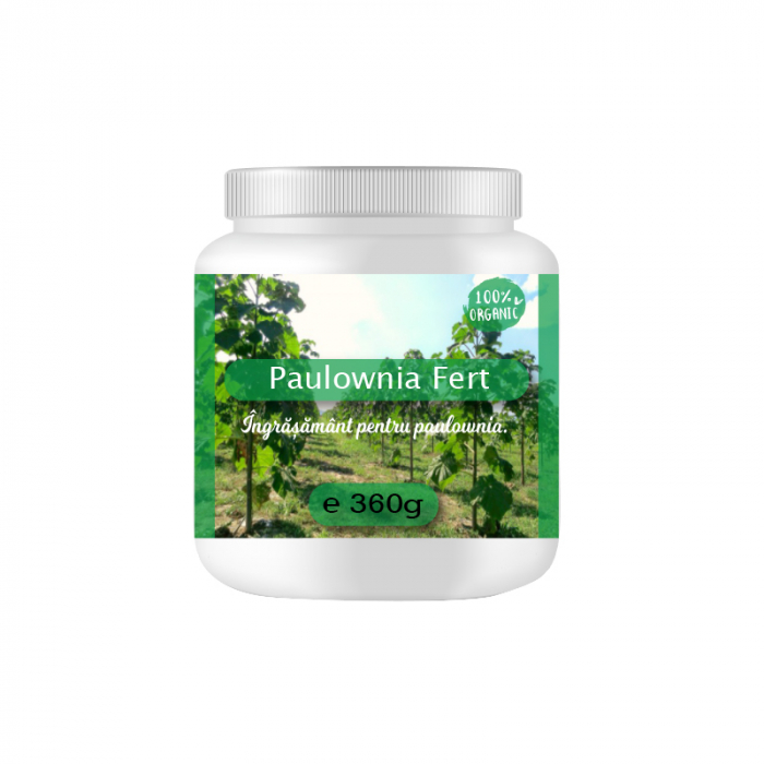Ingrasamant pentru paulownia Paulownia Fert 360 g [0]