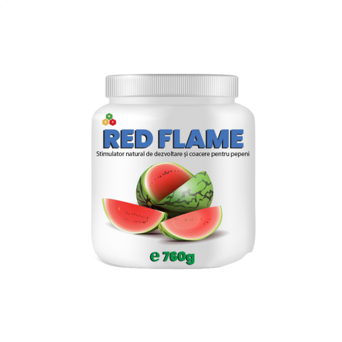 Ingrasamant pentru pepeni Red Flame 760 g [0]