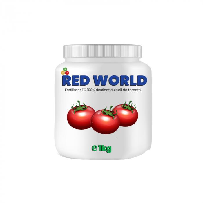 Ingrasamant pentru tomate Red World 1 kg 0