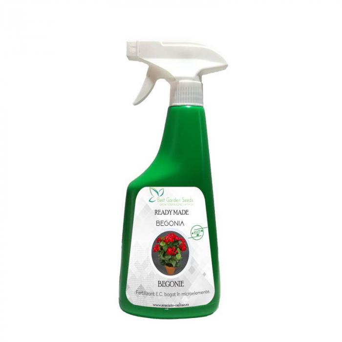 Ingrasamant Ready Made Begonia 500 ml [0]