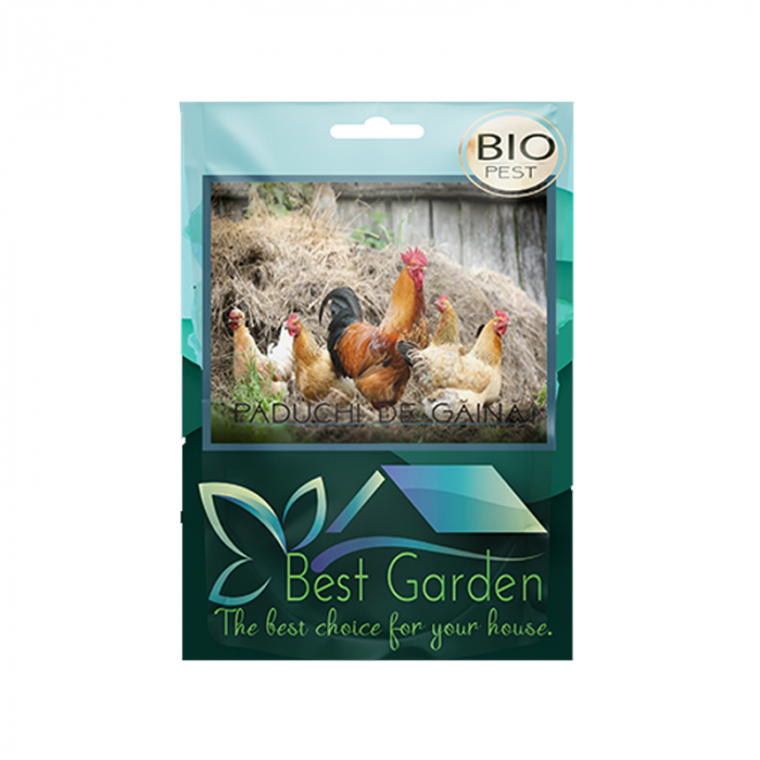 Insecticid Bio Paduchi Gaina 50g [0]