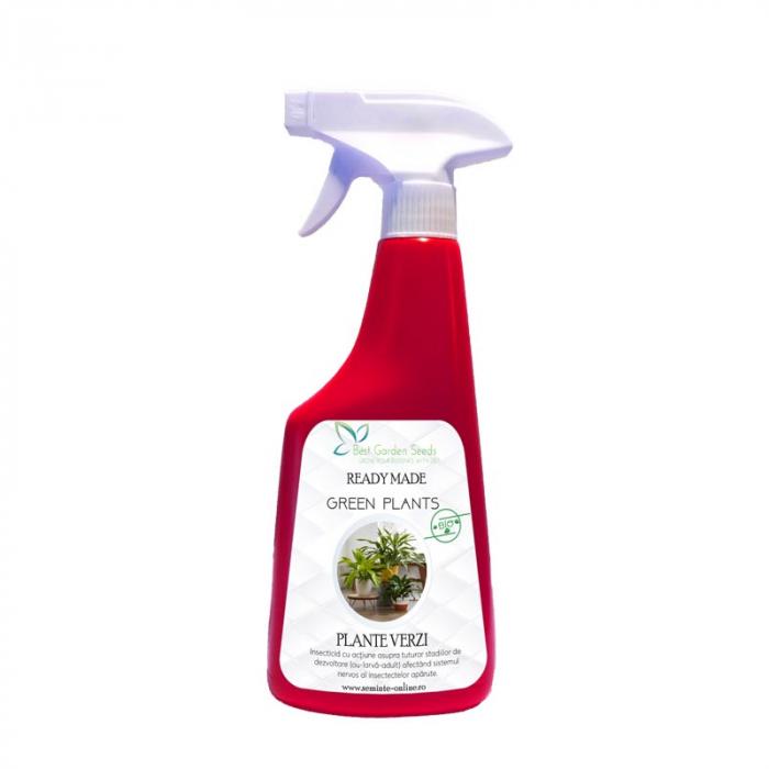 Insecticid Ready Made Plante verzi 500 ml 0