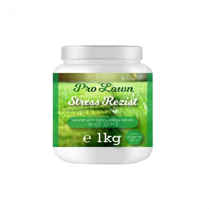 Pro Lawn Stress Rezist 1 kg - Ingrasamant gazon 0