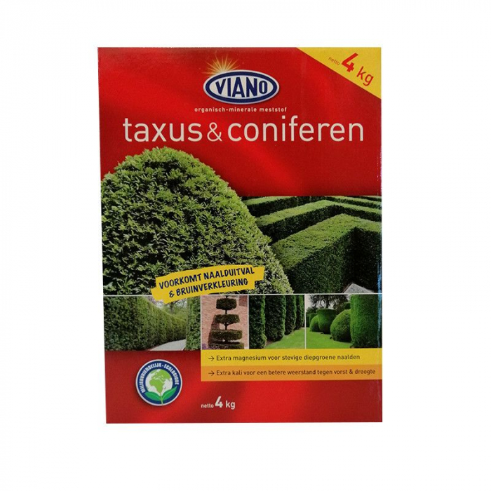 Ingrasamant Viano taxus coniferes 4 kg 0