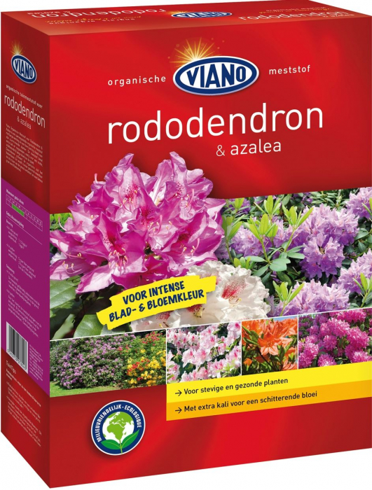 Fertilizant organic pentru rododendronm 1,5 kg + 250 gr gratis 0