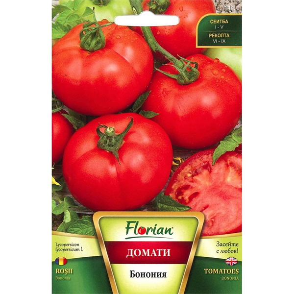Rosii bononia - 1 gr - seminte rosii soi determinat semitimpuriu 0