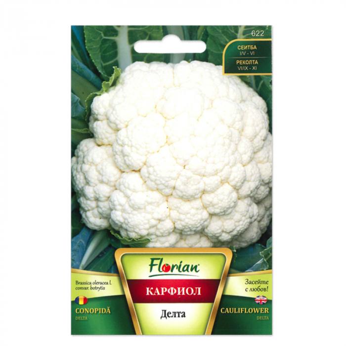 Seminte de conopida Delta, Florian, 1,5 grame [0]