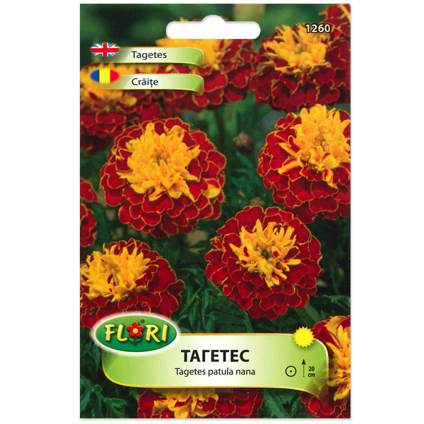 Seminte de craite patula mix, Florian, 0.5 grame [0]