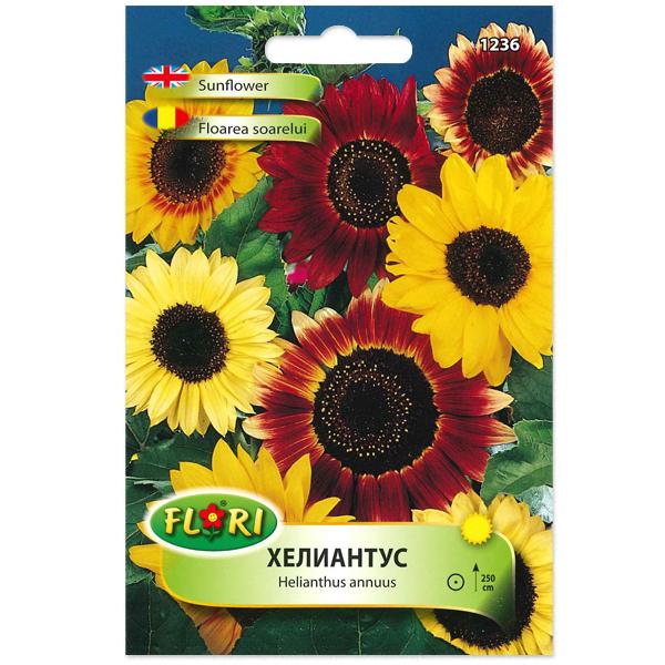 Seminte de floarea soarelui mix, Florian, 2 grame 0