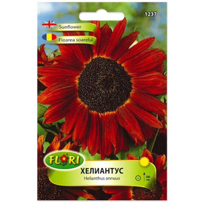 Seminte de floarea soarelui orange, Florian, 0.8 grame 0