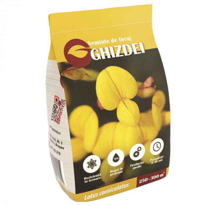 Seminte de Ghizdei, 500g 0