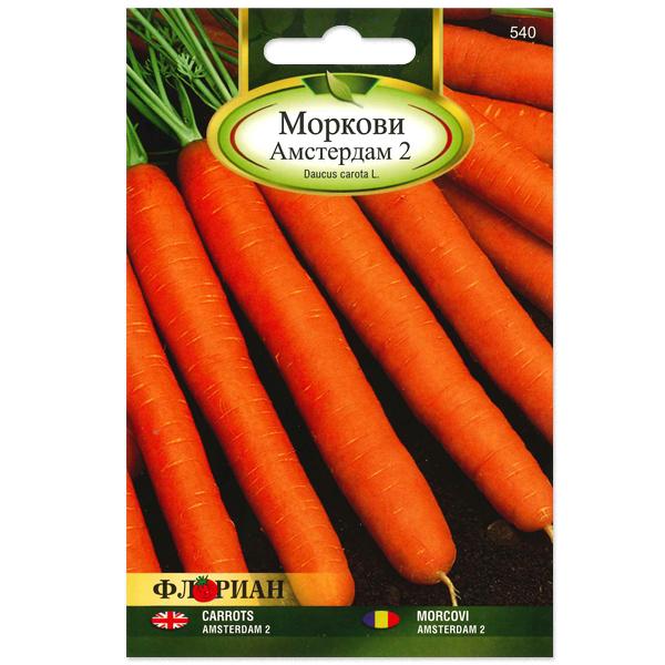 Seminte de morcov Amsterdam 2, Florian, 5 grame 0