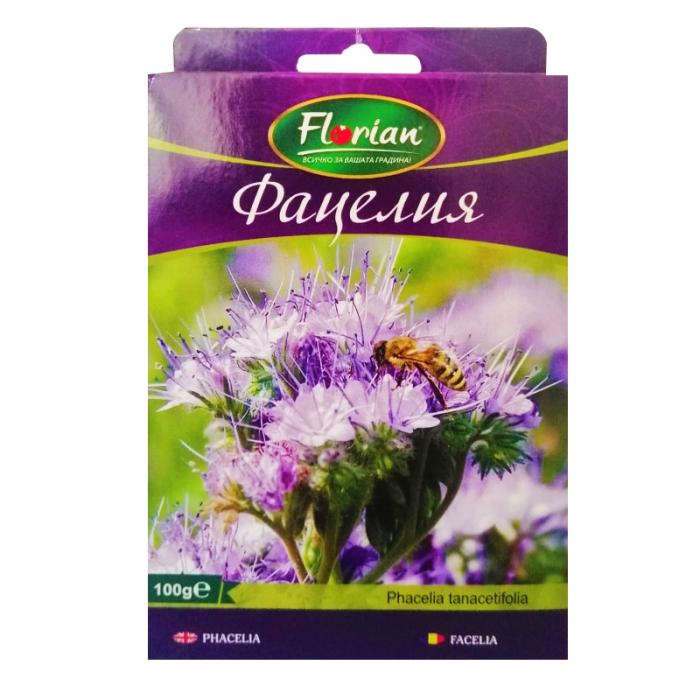 Seminte de phacelia, 100 grame [0]