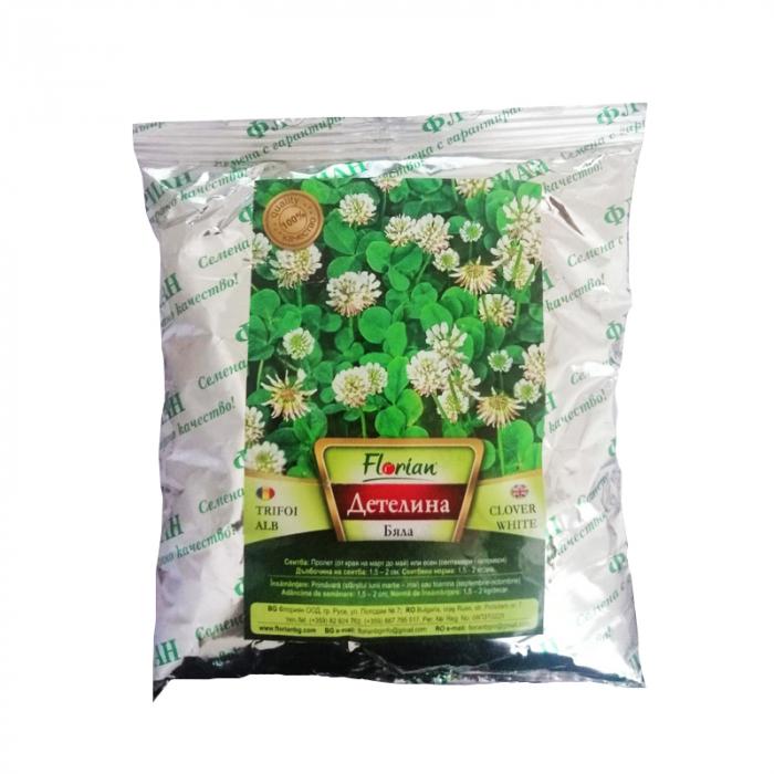 Seminte de trifoi alb, 500 grame 0