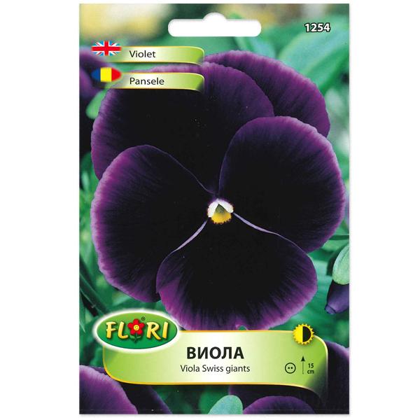 Seminte de viola violet, Florian, 0.2 gram 0