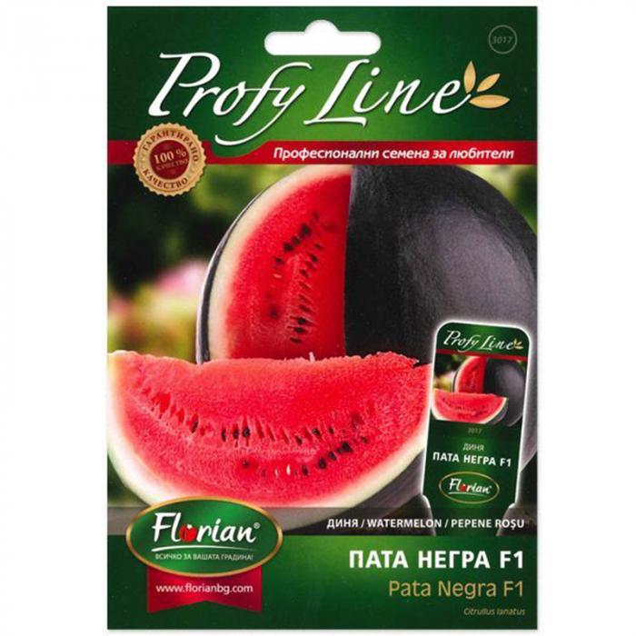 Seminte pepene verde Pata Neagra F1, 20 seminte 0