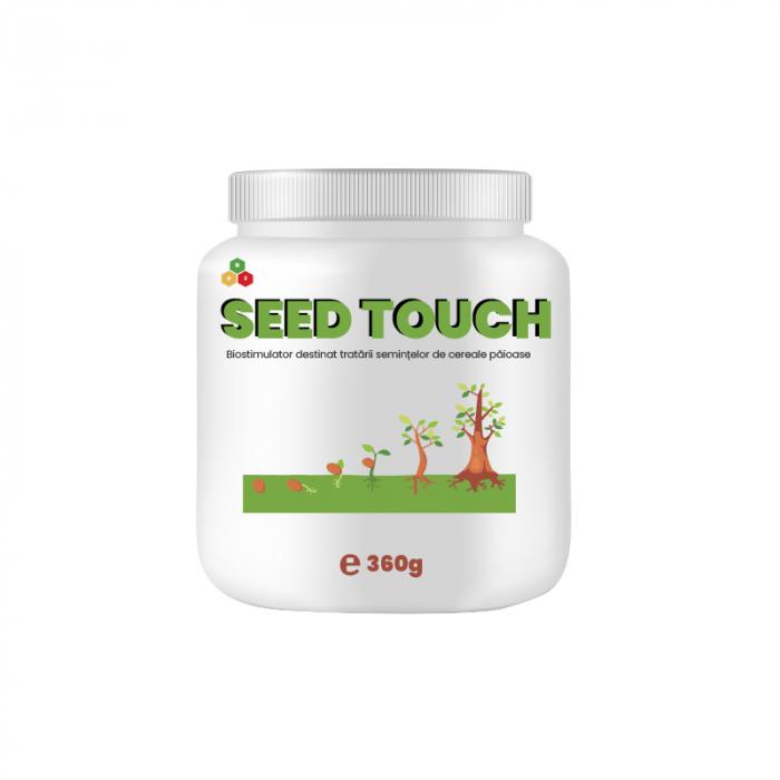 Tratament de samanta pentru cereale paioase Seed Touch 360 g [0]