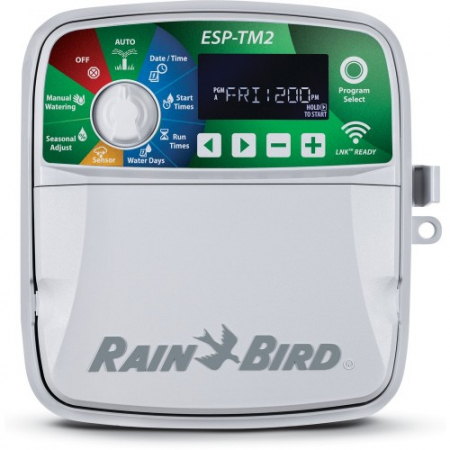 Programator – Controler ESP-TM2 6 Zone exterior Rain Bird0