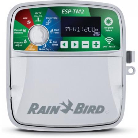 Programator – Controler ESP-TM2 12 Zone exterior Rain Bird0