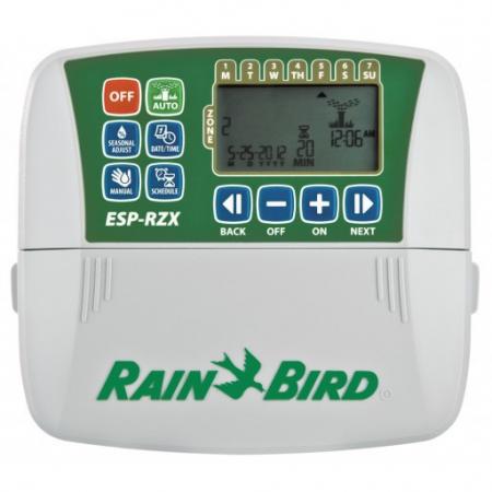 Programator irigatii Rain Bird ESP-RZX 8 zone interior, LNK Ready0