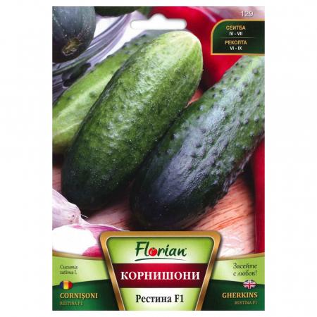 Seminte de castraveti, Florian, Soi cornison restina f1, 3 g [1]