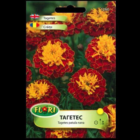 Seminte de craite patula mix, Florian, 0.5 grame [1]