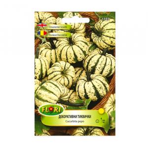 Seminte de dovlecei decorativi, Florian, sweet dumpling, 1 g [0]