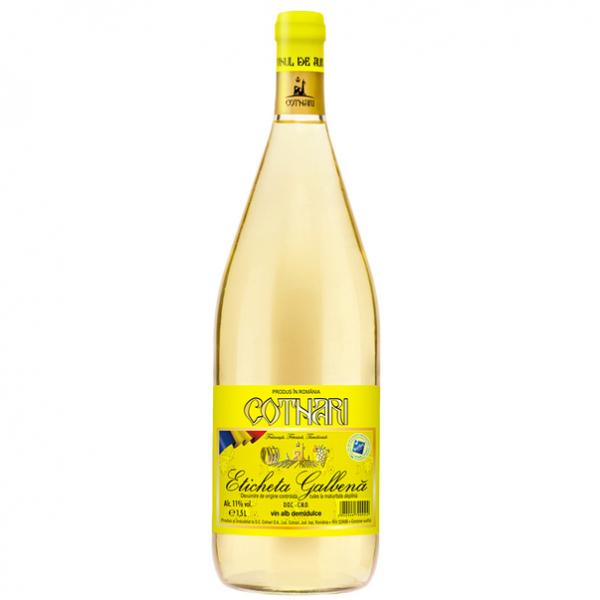 Vin Cotnari 1.5 L Demidulce - MagazinBauturiOnline.ro [0]
