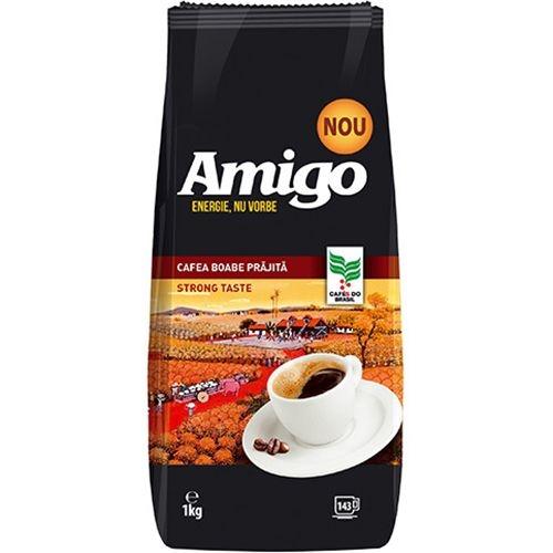 Amigo Cafea Boabe Prajita 1 Kg [0]