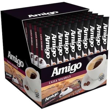 Amigo Cafea Solubila  1 8 Gr 100 Cut [0]