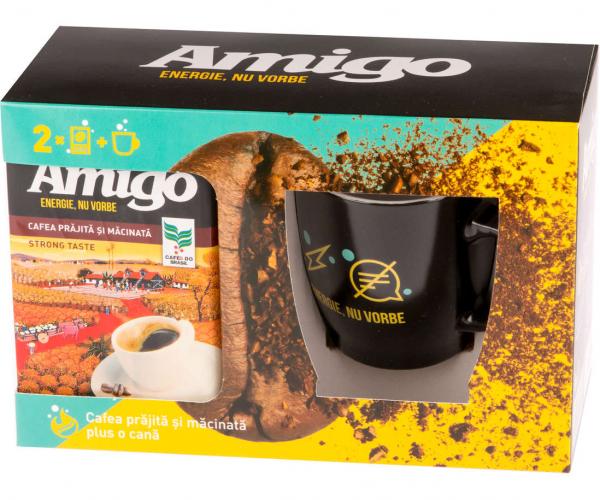 Amigo Pachet Special R G 2 250 Gr Cu Cana [0]