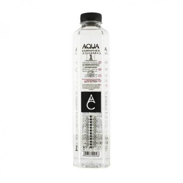 Aqua Carpatica Plata 1 L Pet [0]
