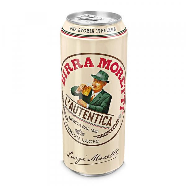 Birra Moretti 05 L Doza [0]