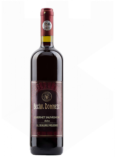 Cabernet Sauvignon Beciul Domnesc Dulce 0750 L [0]