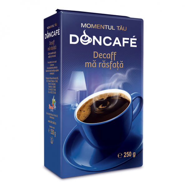 Doncafe Decaffeinated 250 Gr [0]