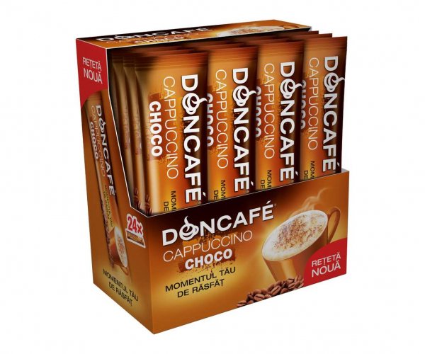 Doncafe Mix Cappuccino Choco 13 Gr [0]
