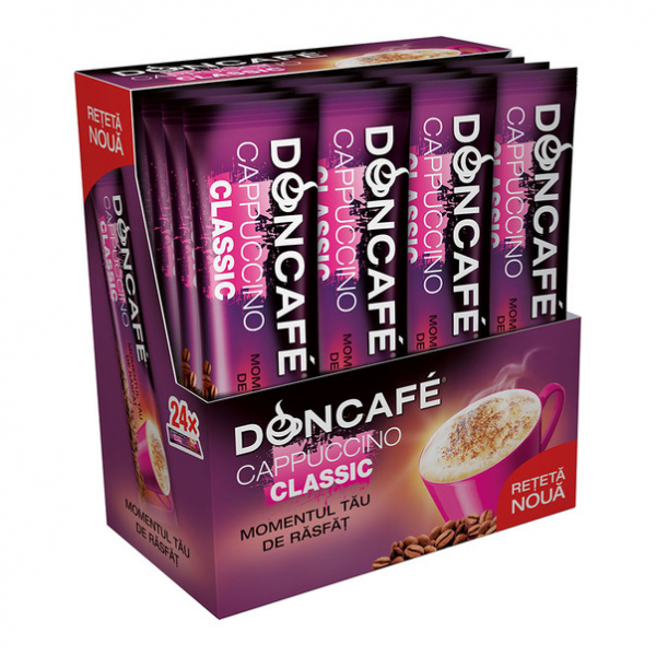 Doncafe Mix Cappuccino Classic 13 Gr [0]