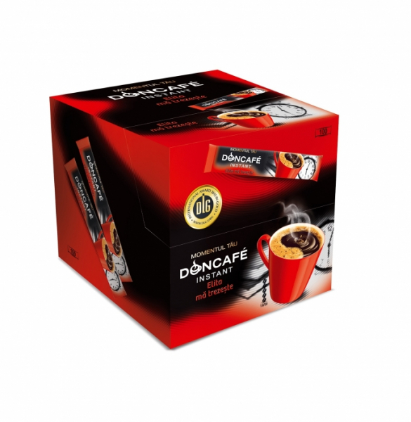 Doncafe Selected Instant  1 8 Gr 100 [0]