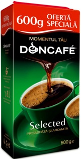Doncafe Selected Vacuum 600 Gr Oferta [0]
