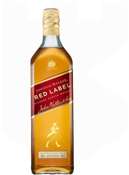Johnnie Walker Red Label 07 L [0]