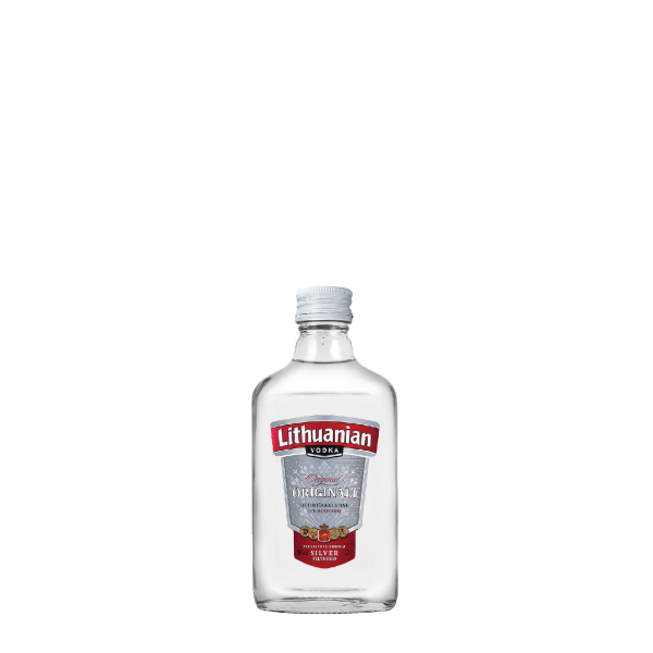 Lithuanian Vodka Original 02 L 40 grade Alcool [0]