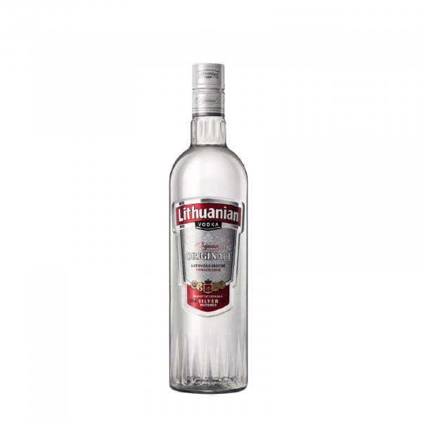 Lithuanian Vodka Original 05 L 40 grade Alcool [0]
