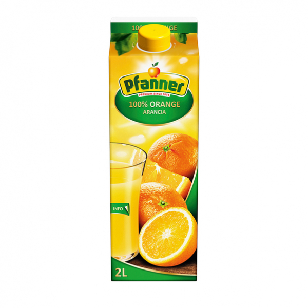 Nectar Portocale 2 L [0]